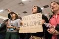 """""""وادي السيليكون"""" التكنولوجي يستنكر قرار ترامب حول الهجرة"""
