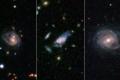 اكتشاف المجرات الأكبر حجما والأكثر لمعانا حتى الآن