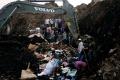 انهيار مكب نفايات الأثيوبي: ارتفاع الضحايا إلى 113