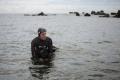 بعد عبوره الأطلسي.. سباح فرنسي يتحدى المحيط الهادي