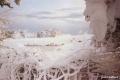 الانجماد والثلوج في القدس بتاريخ 2/1/1992