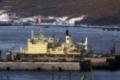 تسرب نووي من كاسحة جليد روسية في القطب الشمالي