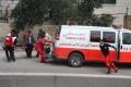 7 إصابات بينها طفلان في حادث سير في نابلس