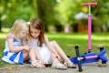 الحوادث الشائعة عند الاطفال وطرق الوقاية منها