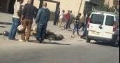 بالصور ...مصرع جندي اسرائيلي بحادث سير في حوّارة جنوب نابلس