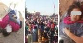 حادث مأساوي في المغرب ...وفاة 15 امرأة في تدافع خلال توزيع مساعدات غذائية