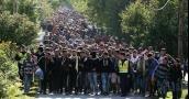 انخفاض طلبات اللجوء إلى أوروبا إلى النصف