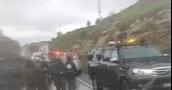 مصرع مواطن واصابة آخر بحادث تصادم مع دورية للاحتلال