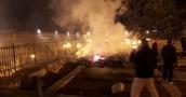 الأوقاف الاسلامية تكشف أسباب حريق المصلى المرواني أمس