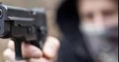 شاهد- سطو مسلح على محطة محروقات بالخليل