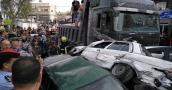 بالفيديو.. حادث سير مروع في الأردن بعد اصطدام مجموعة كبيرة من السيارات