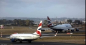 """""""الطيار السكير"""" يفجر أزمة على متن طائرة الخطوط البريطانية"""