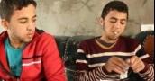 الشقيقان خليل ومحمد يتناولان 200 حبة دواء يومياً
