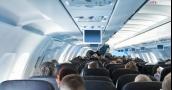 السجن تسع سنوات عقوبة التدخين في مرحاض طائرة!
