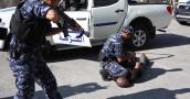 """حاول دهس أفراد الشرطة في نابلس...القبض على مشتبه به """"كبير وخطير"""" في تجارة المخدرات"""