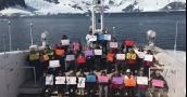 بالصور: نساء القطب الجنوبي يتظاهرن ضد ترامب!