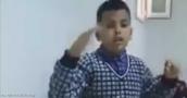 """شاهد الفيديو... طفل عربي """"طفرة"""" يتحدى الآلة الحاسبة ويذهل الجميع"""