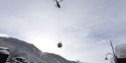 الثلوج تحاصر 9 آلاف سائح بمنتجع سويسري.. نقل 500 بالمروحيات ...