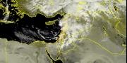 صور الأقمار الصناعية لساعات الظهيرة وتطور الحالة الجوية للفت ...