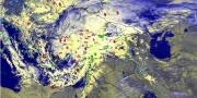 منخفض قبرصي ماطر يؤثر على البلاد فجر الثلاثاء وآخر أشد برودة ...