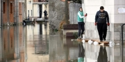 ذوبان الثلوج والأمطار تتسبب في فيضانات بكرواتيا