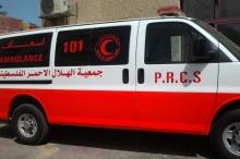 مصرع شاب سقط من الطابق الرابع في رام الله
