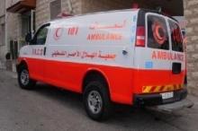 بالصور... مصرع مواطن وزوجته بعد إنقلاب سيارتهما في واد سحيق