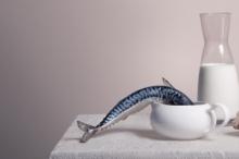 هل يتسبب تناول السمك مع الحليب في الإصابة بأمراض جلدية؟ ...