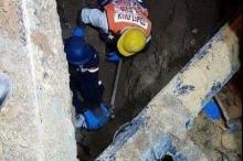 مصرع عامل من الخليل في ورشة بناء في الداخل