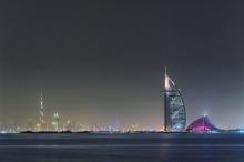 """إعصار """"ماكونو"""" قد يتجه شمالاً.. ويؤثر على دبي"""