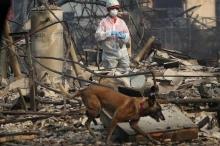 ارتفاع عدد قتلى حرائق كاليفورنيا والمفقودين لأكثر من 1000