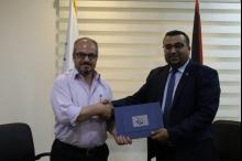 """الإسلامي الفلسطيني"""" يطلق مشروع لتحسين الأمن الغذائي في غزة"""