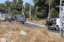 إصابة مستوطنين بجراح خطيرة في عملية دهس بالضفة الغربية وإستشهاد ...