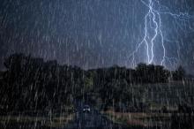 أمطار قوية قادمة.. النشرة المسائية
