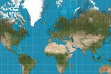 """سر """"مدهش"""" بخريطة العالم.. هل لاحظته يوماً!"""