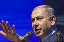 """نتنياهو """"يعتذر"""" للفلسطينيين داخل الخط الأخضر.. ويحدثهم باللغة العربية"""
