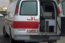 مصرع طفلة واصابة اثنين جراء سقوط جدار جنوب القطاع