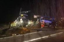 مقتل أربعة أطفال جراء اصطدام حافلة مدرسية بقطار جنوب فرنسا