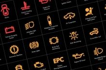 بالصور: ماذا تعني هذه الرموز الموجودة على لوحة القيادة ...
