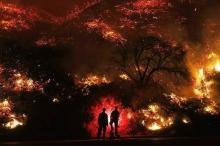 بعد الحرائق.. كاليفورنيا تتأهب لكارثة جديدة