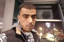 مصرع الشاب محمد الخطيب في حادث سير