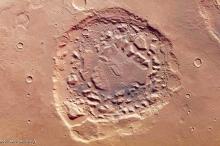 """صورة """"بركان المريخ"""" تحيّر العلماء"""