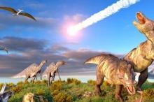 قصة يوم انقرضت فيه الديناصورات