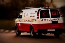 نابلس: الهلال الأحمر يعمل بأربع سيارات إسعاف فقط