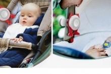 جهاز يمنع وصول رائحة السجائر والملوثات إلى أنوف الأطفال