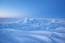 هل الغطاء الجليدي للأرض يتآكل