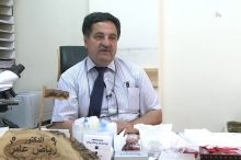 د.رياض عامر مدير عام مستشفى جامعة النجاح خلفاً للبروفسيور الحاج ...
