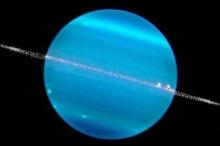 """""""ناسا"""" : أورانوس سيتقابل مع الأرض والشمس بعد أسبوعين"""