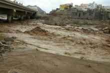 فيضانات عارمة تضرب إيران وتحصد 11 قتيلاً وتعزل مناطق واسعة