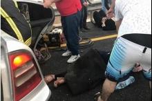 وفاة مواطنة وإصابة 8 آخرين بجراح بعضها خطيرة في حادث ...